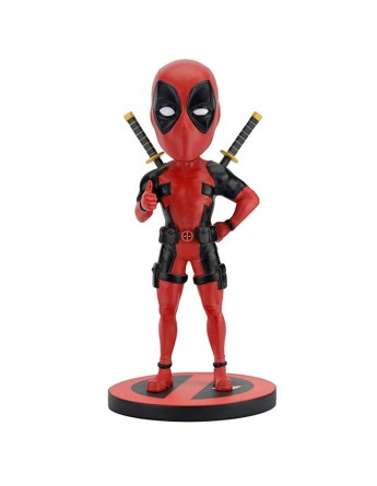 Figura Deadpool Marvel Head Knockers 20cm