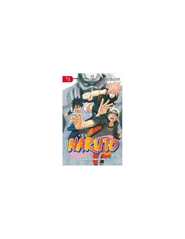 NARUTO Nº71/72