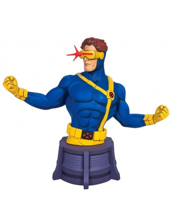 Busto resina Ciclope X Men Marvel 15cm