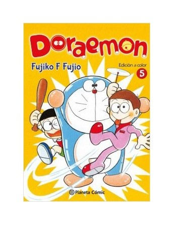DORAEMON COLOR Nº05/06