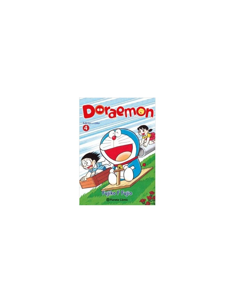 DORAEMON COLOR Nº04/06
