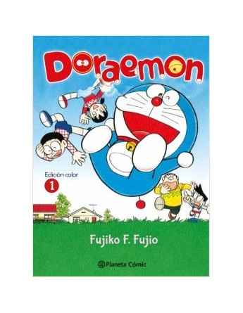 DORAEMON COLOR Nº01/06