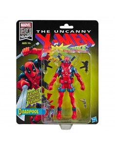 X-FORCE DEADPOOL FIGURA 15...