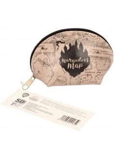 Portatodo monedero Mapa Merodeador Harry Potter