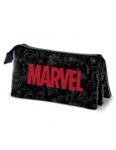 Portatodo Marvel triple