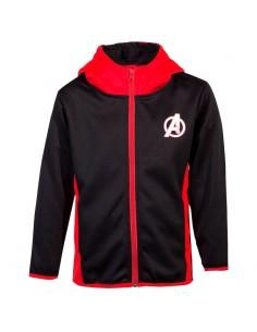 Sudadera capucha Kids Vengadores Avengers Marvel