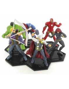 Figura Iron Man Vengadores Avengers Marvel Assemble