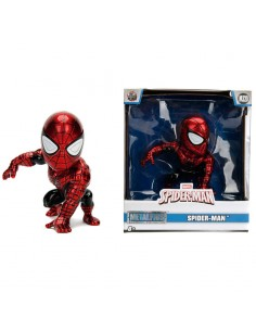 Figura metal Spiderman Marvel 10 cm