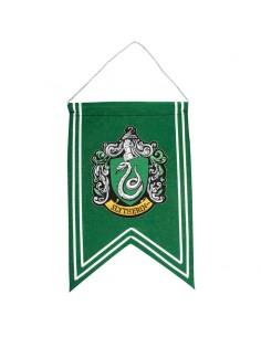 Bandera Slytherin Harry Potter