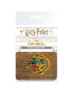 Tarjetero Hogwarts Harry Potter