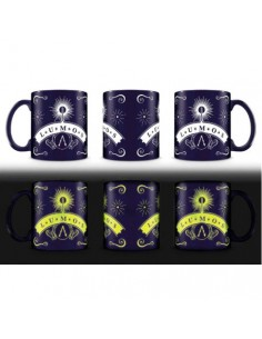 Taza termica Lumos Harry Potter