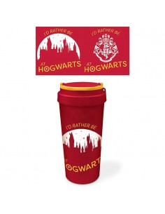 Taza viaje eco Hogwarts Harry Potter
