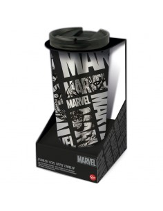 Vaso cafe acero inoxidable Marvel 425ml