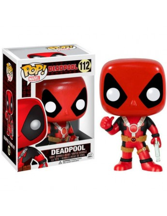 Figura POP Marvel Deadpool Thum Up