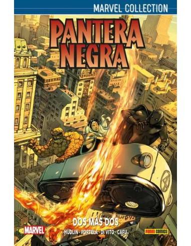 PANTERA NEGRA DE HUDLIN 3: DOS MAS DOS
