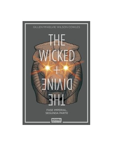 THE WICKED + THE DIVINE 6. FASE...
