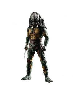 Figura articulada Tracker Predator Previews Exclusive Predators 11cm