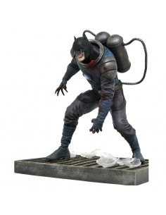 Estatua Batman Dceased DC Comics 20cm
