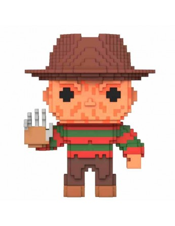 Figura POP 8 Bit Horror Freddy Krueger