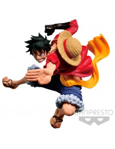Figura Big Banpresto Figure Colosseum IV vol 3 One Piece 8cm