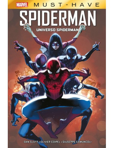 Marvel Must-Have. Spiderman: Universo...