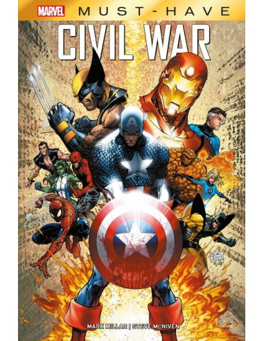 Marvel Must-Have. Civil War