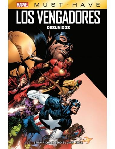 MARVEL MUST-HAVE. LOS VENGADORES:...