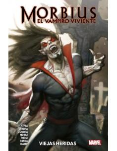 MORBIUS 01. VIEJAS HERIDAS