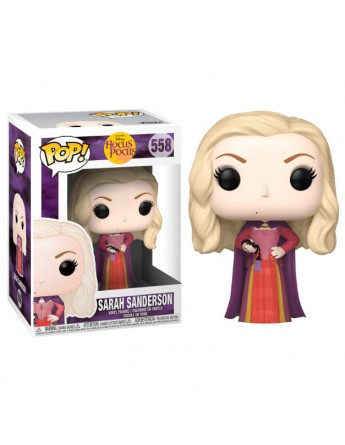 Figura POP Disney El Retorno de las Brujas Sarah with Spider