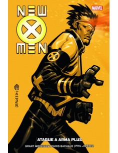 NEW X-MEN 5 de 7: ATAQUE A...