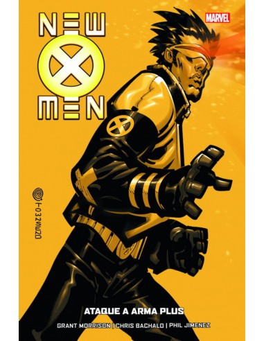 NEW X-MEN 5 de 7: ATAQUE A ARMA PLUS