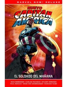 CAPITAN AMERICA DE RICK...