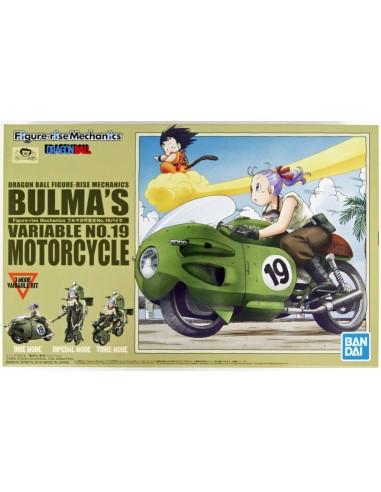 BULMA VARIABLE Nº19 MOTORCYCLE MODEL...