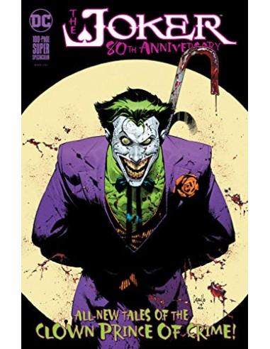 Joker 80th Anniversary 100 Page Super...
