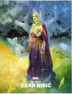 MARVEL MONOGRAPH TP ART OF...