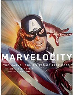 ALEX ROSS MARVELOCITY