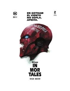 DCSOS: INMORTALES 02 DE 3