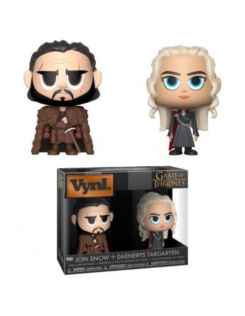 Figuras Vynl Juego de Tronos Jon 38 Daenerys