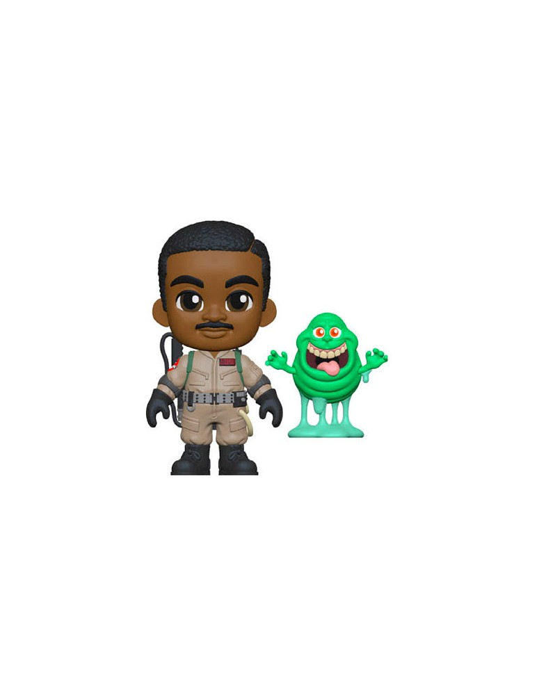 Figura 5 Stars Ghostbusters Winston Zeddemore