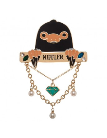 Pin Nitffler Animales Fantasticos