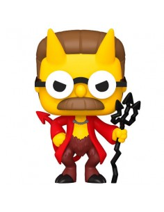 Figura POP The Simpsons Devil Flanders