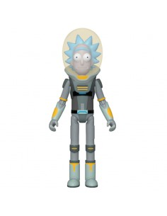 Figura action Rick 38 Morty Space Suit Rick
