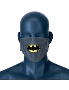 Mascarilla Batman DC Comics adulto