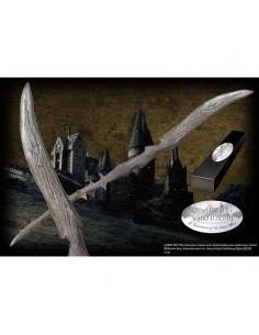 Varita Mortifago Espinas Harry Potter