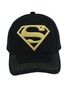 Gorra Superman DC Comics adulto
