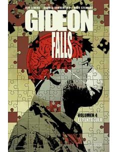 GIDEON FALLS 04: EL PENTACULO