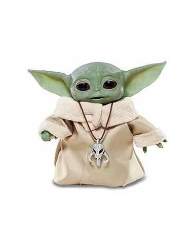 THE CHILD BABY YODA ANIMATRONIC 25 CM...