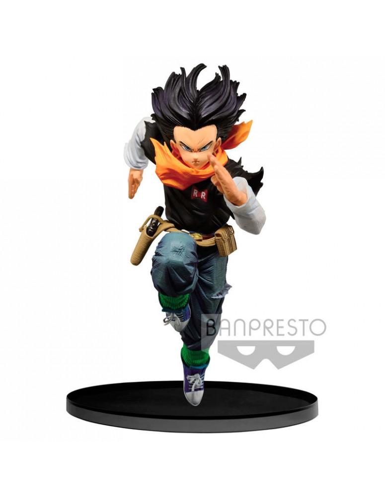 Figura Banpresto World Colosseum Dragon Ball Z 17cm