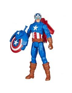 Figura Titan Capitan America Vengadores Avengers Marvel