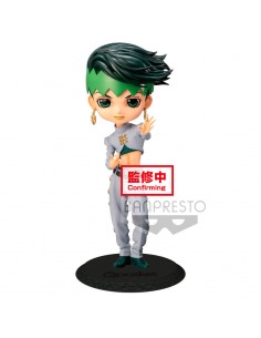 Figura Rohan Kishibe Diamond Is Unbreakable JoJos Bizarre Adventure Q posket A 14cm